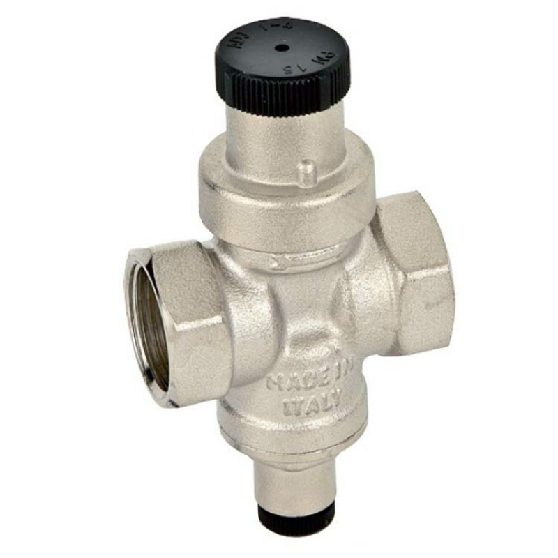 DN15 DN20 Brass water pressure reducing valve Adjustable pressure reducing valve