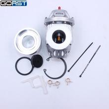 GORST BLOW OFF VALVE BOV SQV 4 IV SSQV 4 IV Latest MODEL (Silver/black) neutral box/blow dump/blow off adaptor  SQV4
