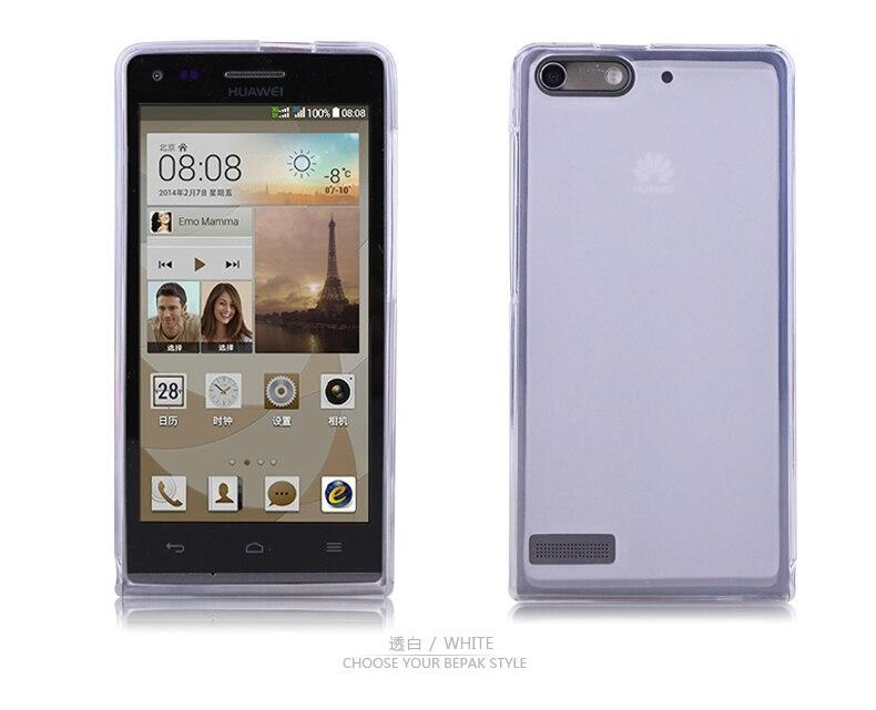 Cheap tpu case for huawei ascend g6 mobile phone case huawei p6 mini free shiping