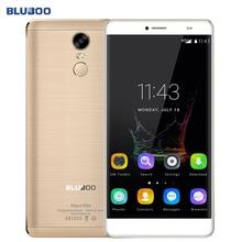 "Original BLUBOO Maya Max 32 GB/3 GB Réseau 4G Identification Des Empreintes Digitales 6.0 ""Android 6.0 MTK6750 Octa Core 1.5 GHz Soutien OTG"