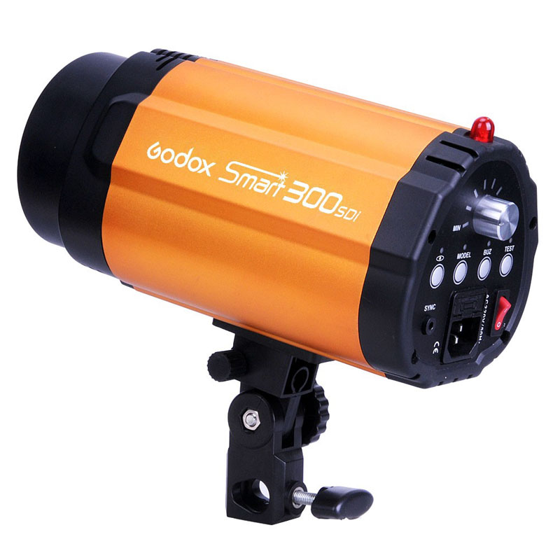Godox Smart 300SDI 300Ws Strobe Photo Flash Studio Light 300w Pro Photography Studio Lamp Head for Photo Studio Accessories