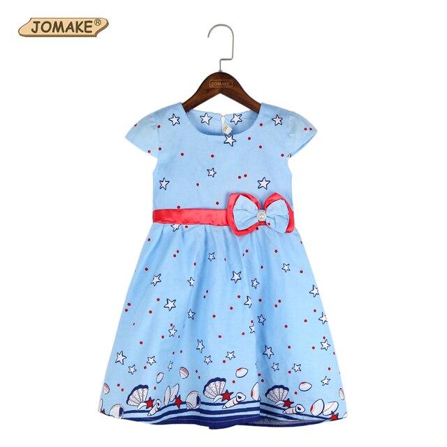192c12796d8 6 7 8 9 ans filles robe étoiles dessin animé impression princesse Costume  pour enfants robes
