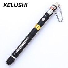 Elushi 10mW10KM локатор ручка для визуального контроля ошибок, красный лазерный тестер кабелей 2,5 мм SC/FC/ST Разъем/детектор
