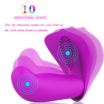 2019 NEW sexy Hot female Adult Goods Mermaid Wireless Remote Control Wearing Invisible Masturbation Massage Vibrator for Women
