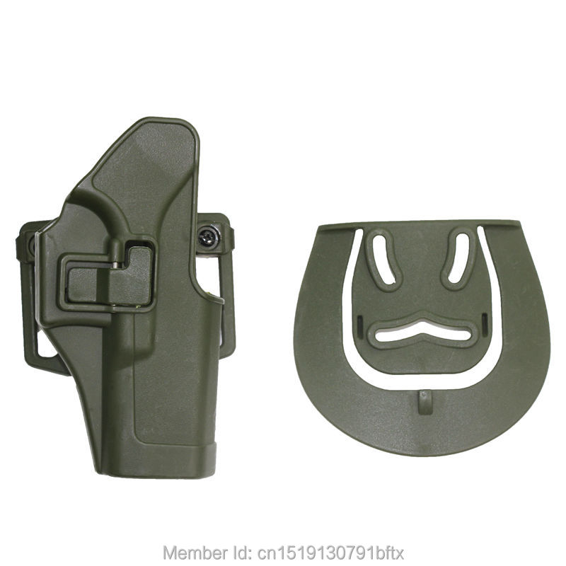Blackhawk CQC Gun Accessoires Tactique Holster Cei.