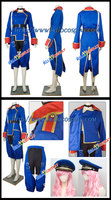 Macross Frontier Sheryl Nome Cosplay Costume H008