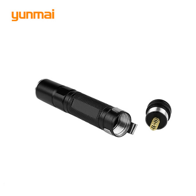 Portable Mini Penlight CREE Q5 2000LM LED Flashlight Torch Pocket Light Waterproof Lantern  AAA Battery Powerful Led For Hunting