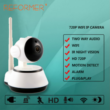 ReformerWiFi IP Digital camera 720P Dwelling Safety Digital camera Surveillance Digital camera Wi-Fi Child Monitor Evening Imaginative and prescient IR Two Manner Audi