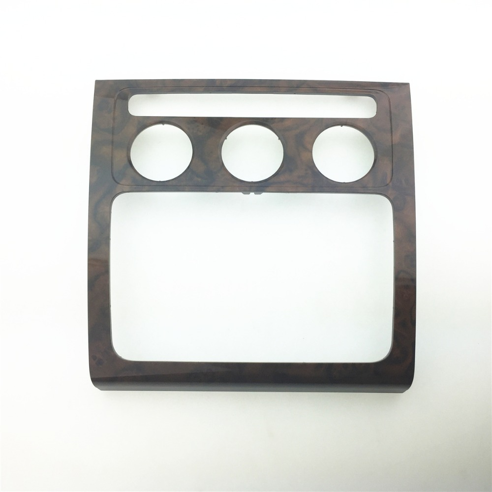 STARPAD For Touran Auto Parts Air Conditioning Panel Box CD Air Conditioning Special Car Middle Frame Accessories