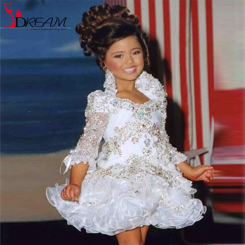 Compare Prices on Girls White Pageant Dress- Online Shopping/Buy ...