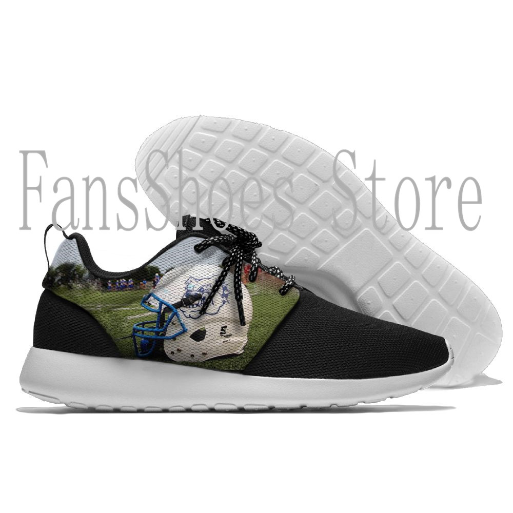 Sport Running Shoes 2018 Lace-up Exercise Couple Sneakers american football helmet Breathable Mesh Shoes Sneakers