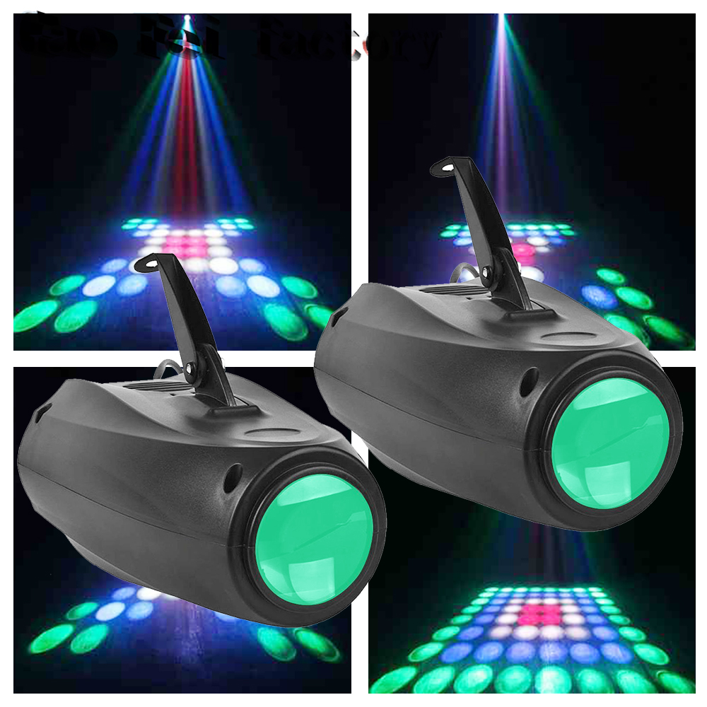 RGBW Stage Light Auto and Voice-activated with Different Pattern Effect Projector Lighting for DJ Party Wedding Events ClubRGBW Stage Light Auto and Voice-activated with Different Pattern Effect Projector Lighting for DJ Party Wedding Events Club