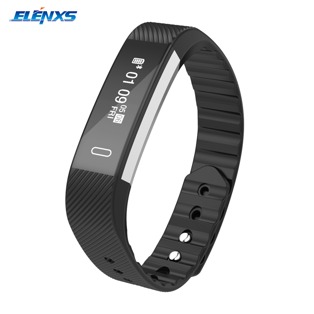 B16 Bluetooth Smart Watch Health Wrist Bracelet Heart Rate Monitor Sports tracking Call reminding Water proof