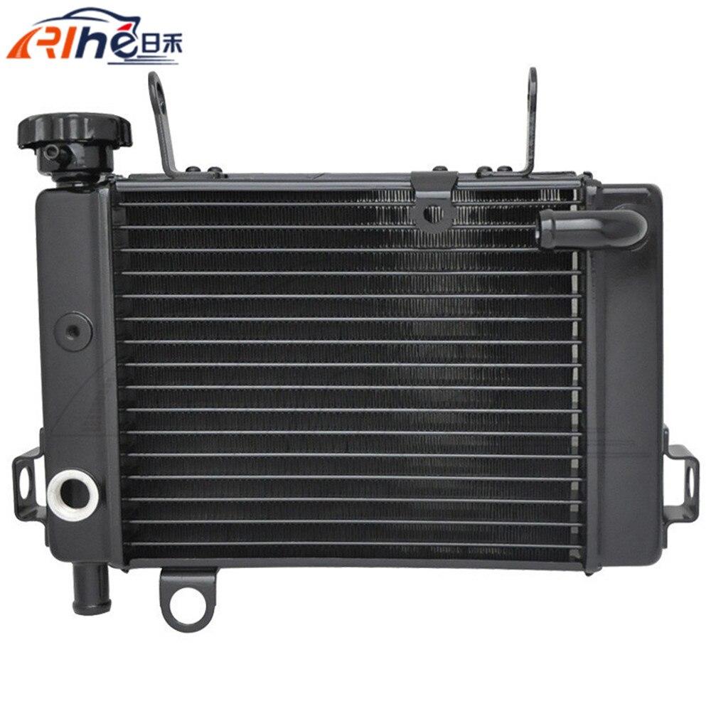 New Listing motorcycle radiator cooler aluminum motorbike radiator For Honda CBR125 2003 2004 2005 2006 2007 2008 2009