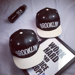 10pcs free shipping 2016 a858 brooklyn dance embroidery fashion pu star snapback hip hop hat men.jpg 250x250