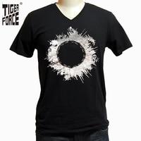 TIGER FORCE 2016 High Quality Men Fashion T Shirt 100 Cotton Casual T Shirt Free Shipping
