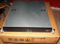 1U540 540MM Long 1U Server Case IDC Drag Tube Case Direct Blowing Industrial Cabinet