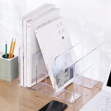 Высокое качество креативные акриловые книжные концы для офиса, украшения дома