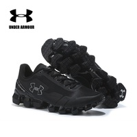 Under Armour UA Scorpio Running shoes Men zapatillas hombre Light Breathable Cushioning Sneakers Man Sport Shoes Eur 40 45
