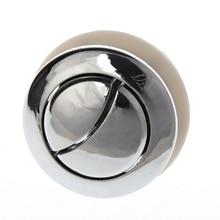 1 шт., кнопка бака для туалета с двойным смывом, аксессуары для ванной комнаты, водосберегающий клапан