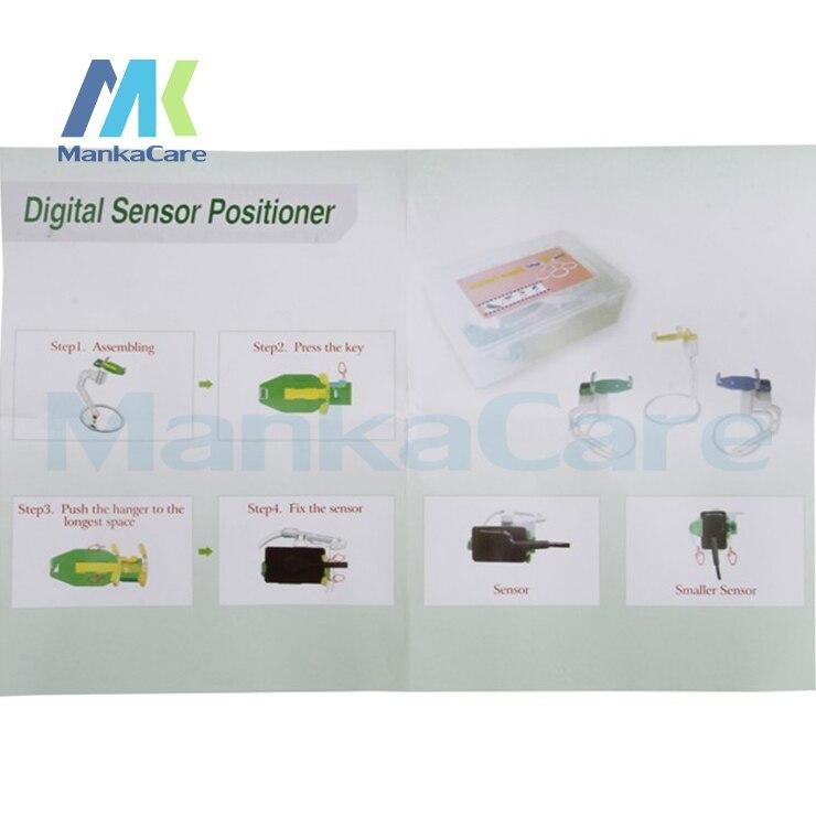 titular suporte posicionador sensor digital dental x 04