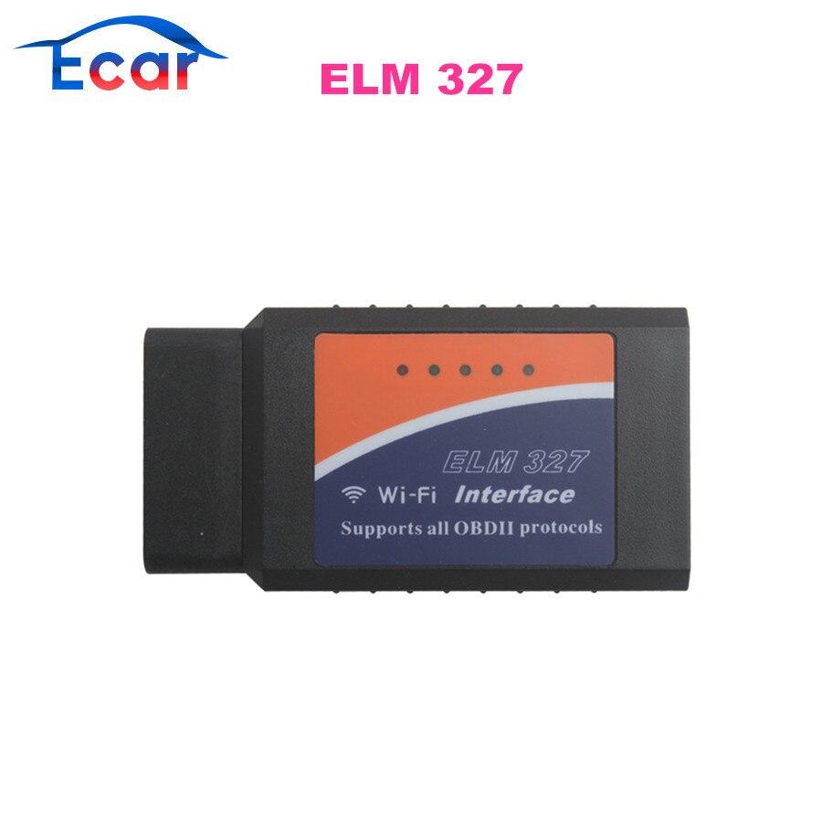 Prix pour WIFI OBD2 ELM327 Sans Fil Auto Scanner Adaptateur Pour iphone/ipad/iPod