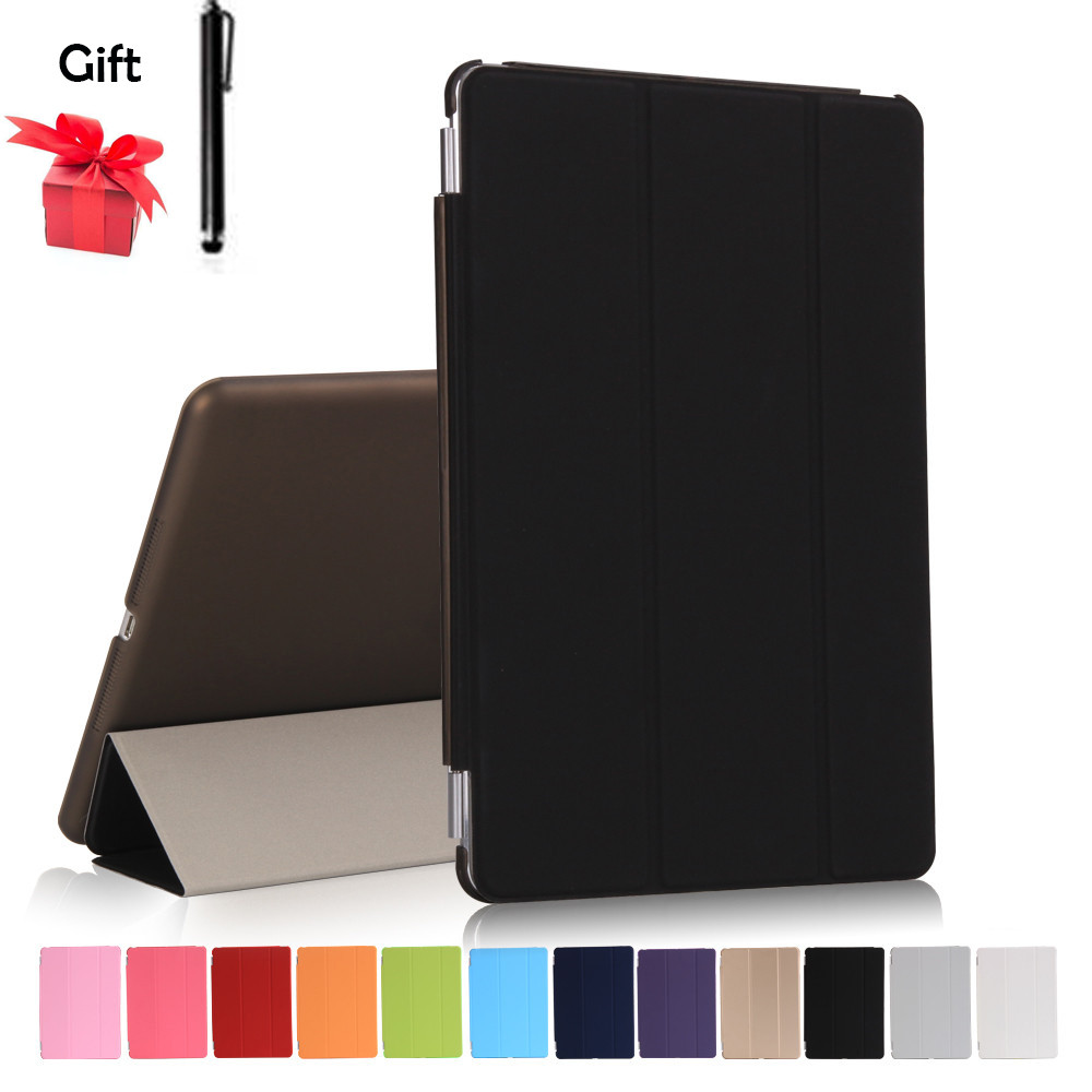 Leather Magnetic Slim Smart Cover Case For Ipad 6 6th Gen 9.7 2018 A1893 A1954 2018 Dropshipping Bright In Colour