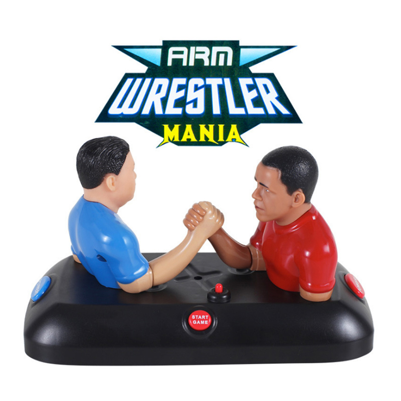 Hot Entertainment Board Game Arm Werstler Man Vs Men Party Fun Toy Games Friends Adult Children Funny Toy Gifts Freeshipping