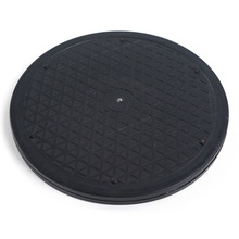 New Arrival Multipurpose 10″ Rotating Turntable Lazy Susan 360 Swivel Dinner Party Display Gadgets Home Kitchen 25cm 220 lbs
