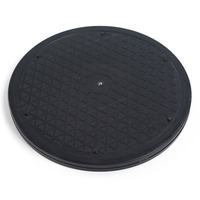 New Arrival Multipurpose 10 Rotating Turntable Lazy Susan 220 Lbs 360 Swivel Home Kitchen