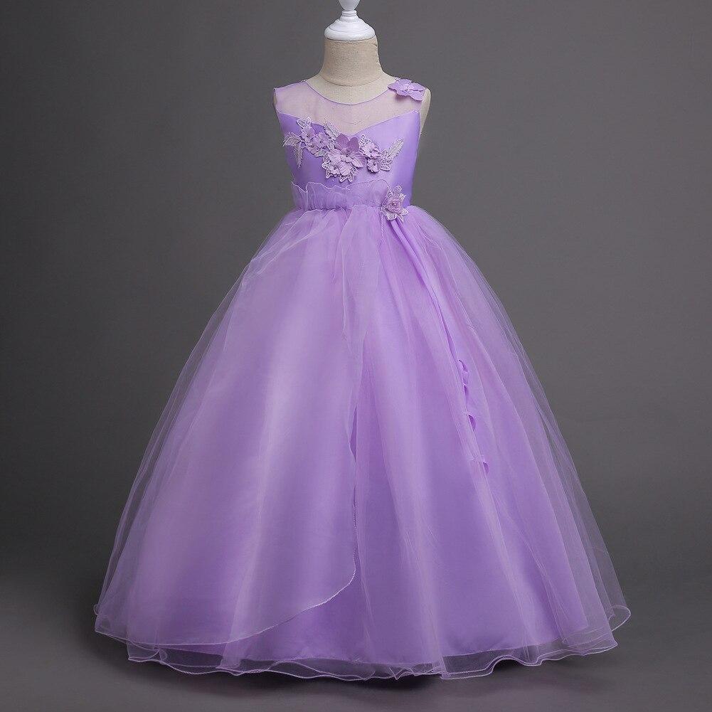 Kinder Kleidung Prinzessin Ballkleider Jugendliche Kleider für ...