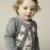 Lindo Bebé Niños Niñas Suéteres de Géneros de punto de Algodón de Invierno Abierto Stich Infantiles Suéter de Punto ropa de Los Cabritos de La Muchacha del muchacho