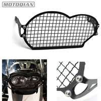 For BMW R1200GS Grille Headlight Protector Guard Lense Cover Fit For BMW R1200GS ADV 2008 2012
