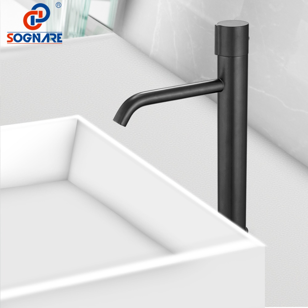 Luxury Waterfall Tap Tall Bathroom Basin Faucet Contemporary Single Lever Sink Mixer Tap for Bathroom Sink Faucet Water Crane Luxury Waterfall Tap Tall Bathroom Basin Faucet Contemporary Single Lever Sink Mixer Tap for Bathroom Sink Faucet Water Crane