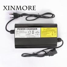 цена на XINMORE 12.6V 20A 19A 18A 17A Lithium Battery Charger For 12V Ebike E-bike Li-Ion Lipo Battery Pack AC DC Power Supply