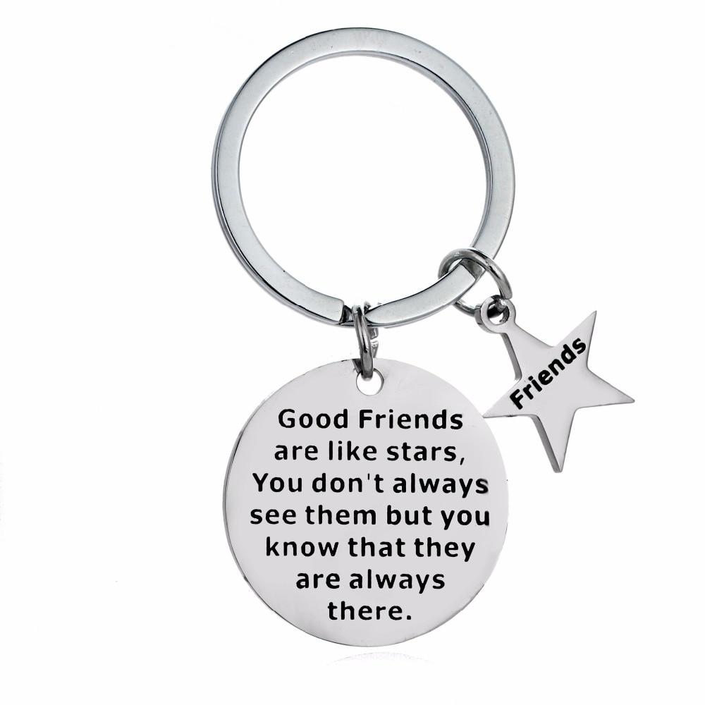 Vintage Pendant Key Ring Key Chain Car Keychain Trinket For Friend Gift MA