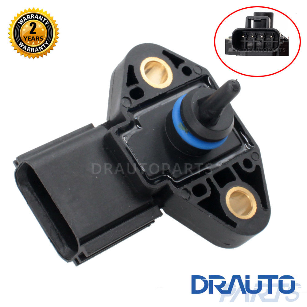 Fuel Injection Rail Pressure Sensor For Ford Super Duty Lincoln Fmercury PS5 0261230093