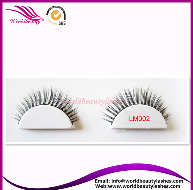 06424e9a04a Hot sale! Worldbeauty new style high-end seberia 100% real mink fur  eyelashes