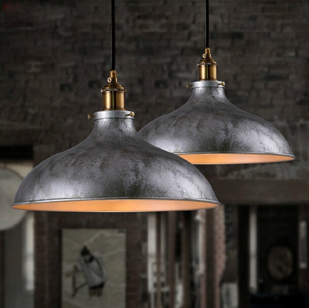 Loft Style Industry Retro Restaurant Iron Pendant Light Creative Simple Bar Cafe Vintage Pendant Lamp Free Shipping loft style iron pendant lamp creative industry restaurant bar cafe personality studio gear 2 head pendant lights
