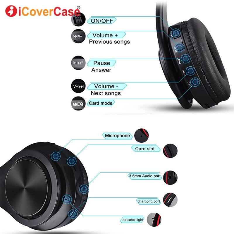 Bass Music Wireless Bluetooth Headset For Huawei P9 P10 P20 Lite P20lite  Pro Plus Honor 8 9 10 7 6 Headphones Earphone Headphone