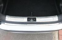 Внешний + ВНУТРЕННИЙ Задний бампер протектор Подоконник отделка 2 шт для Hyundai Kona 2017-2019