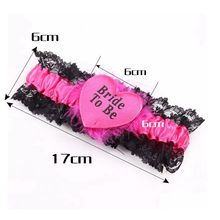 """Hen Party """"Bride to Be"""" Lace Garters"""