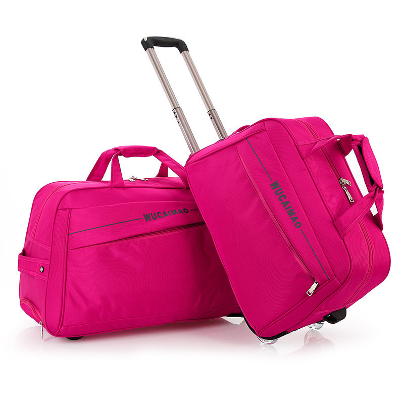 Online Buy Wholesale luggage trolley bags from China luggage ...