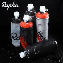 Rapha bisiklet su şişesi kilitlenebilir sızdırmaz spor spor bisiklet su şişesi 620-750ML PP dağ yolu bisiklet su şişesi