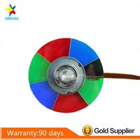Projector Color Wheel for  Infocus  X10C X10   Free shipping wheels for wheel colorwheels wheel -