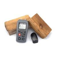 LCD 0-99.9% Ngành Công Nghiệp Gỗ Kỹ Thuật Số Ẩm Moisture Meter Độ Ẩm Tester Gỗ Làm Ẩm Detector Độ Dẫn Độ Ẩm Máy Đo Độ Ẩm