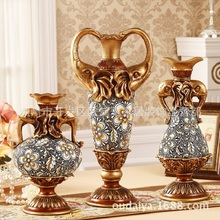 European style American new home decoration vase craft gifts wedding luxury
