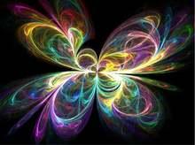 Diy Алмазная Картина Бабочка анмиал полная Дрель Стразы наборы