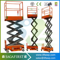 China Manufacture Best Price Hydraulic Auto Lift Electric Mini Scissor Lift CE Approved