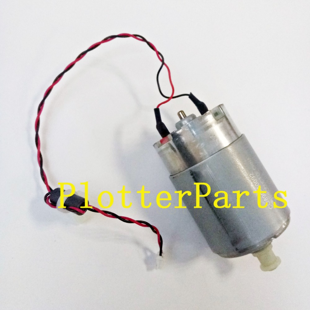 CQ890-67006 Carriage Motor FOR HP DesignJet T520 T730 T830 CQ890-60092 F9A30-67063 plotter parts Original New cq893 60077 trailing cable for hp designjet t520 plotter part 36inch a0 compatible new